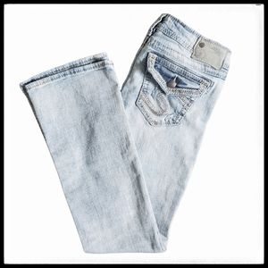 ⭐Sale⭐ Silver Tuesday Boot Cut Low Rise